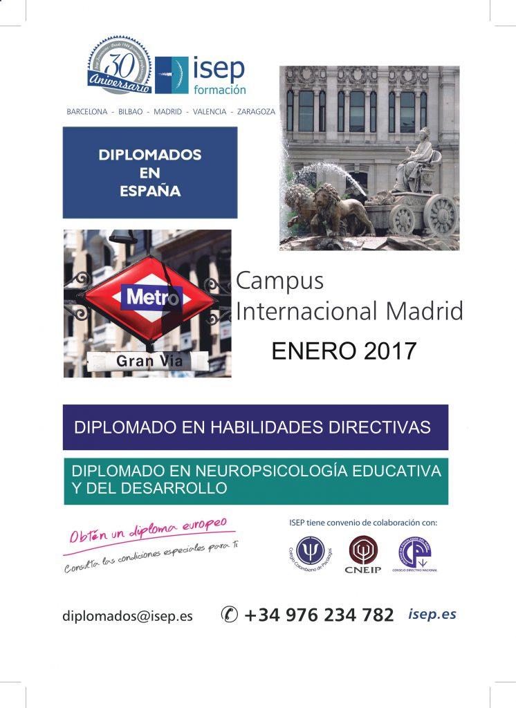 Te invitamos a postularte al Campus Internacional ISEP