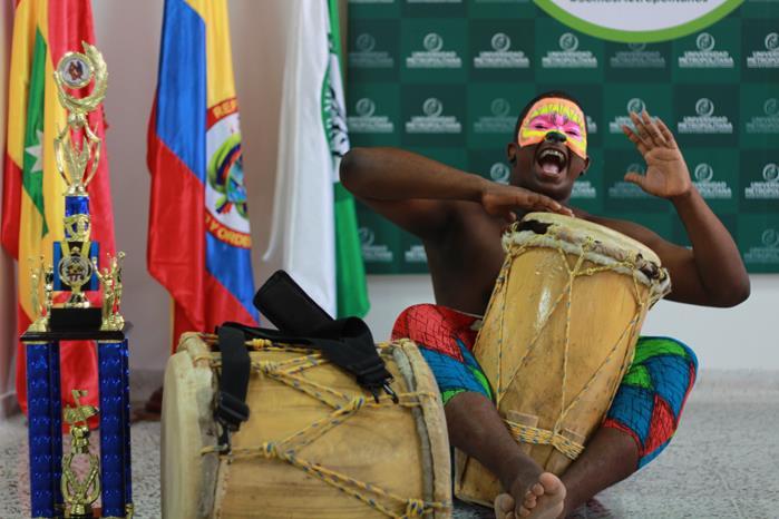 Unimetro logra primer lugar en Festival Nacional de Mapalé