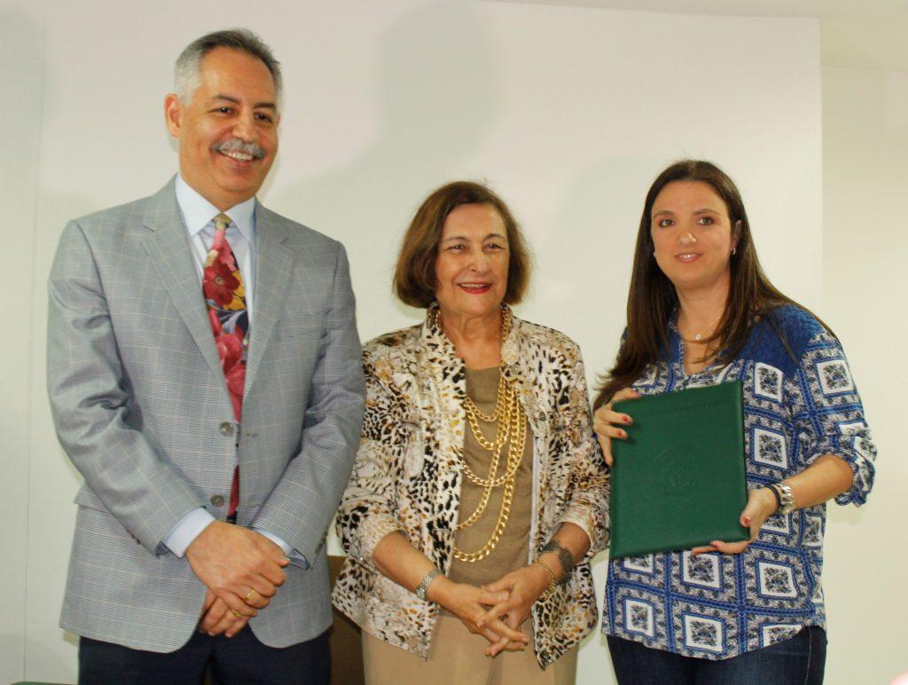 Universidad Metropolitana a través de la Cátedra Mujer Siglo XXI hizo reconocimiento a mujeres destacadas
