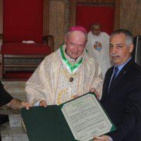 Exaltación Monseñor