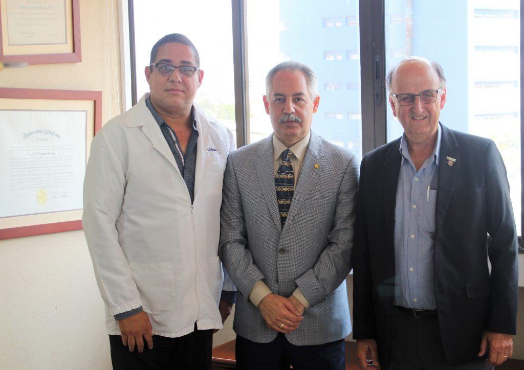 Presidente de Asociación Mundial de Anestesiólogos dictará charla en Unimetro.