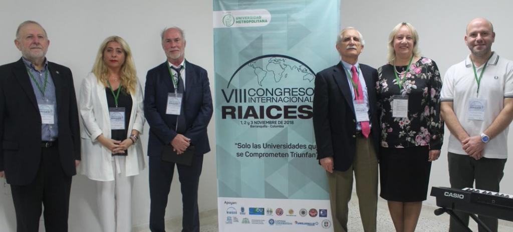 VIII CONGRESO INTERNACIONAL RIAICES 2018
